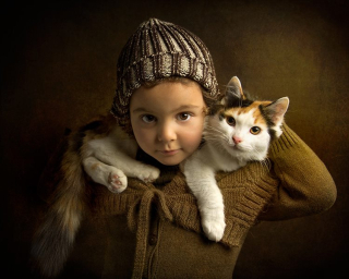 Little-Girl-with-Cat-Profile-Pictures-4