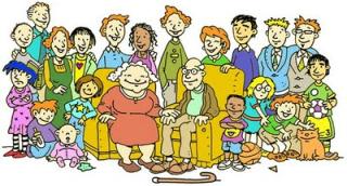 Family p