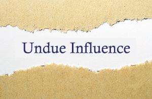 Undue-influence