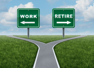 Work-vs-retirement